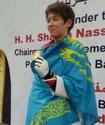 Сборная Казахстана по таэквондо завоевала восемь медалей на турнире в Бахрейне