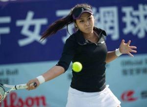 Зарина Дияс сыграет с Ксенией Первак в полуфинале турнира в Китае