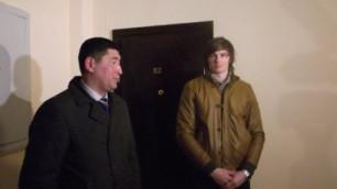 Конькобежец Роман Креч получил квартиру