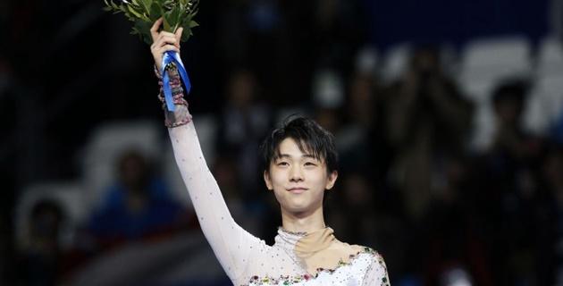 Олимпийский чемпион по фигурному катанию Ханю выступит на домашнем ЧМ