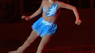 Фигуристка Элизабет Турсынбаева выиграла турнир в Италии