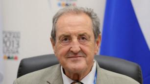 Президент FISU Клод-Луи Галльен назвал Алматы лучшим вариантом для Олимпиады-2022