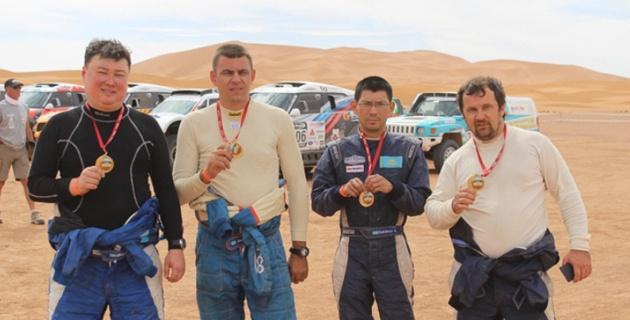 Гонщики Mobilex Racing Team выступят на Abu Dhabi Desert Challenge