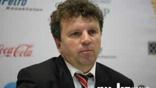 Команда казахстанского специалиста проиграла лидеру в чемпионате Литвы