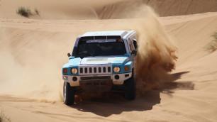 Гонщики Mobilex Racing Team улучшили свои позиции на Abu Dhabi Desert Challenge