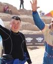 Экипаж Шагирова поднялся в ТОП-10 после третьего этапа Abu Dhabi Desert Challenge