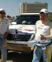 Оба экипажа Mobilex Racing Team вошли в ТОП-10 ралли-рейда в ОАЭ в своем классе