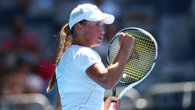 Юлия Путинцева пробилась в полуфинал турнира ITF в американском Пэлхаме