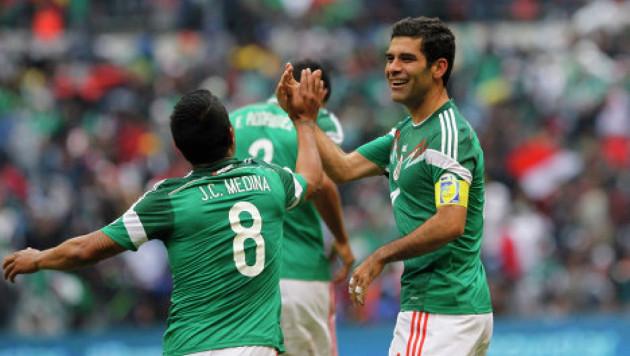 Футболистам сборной Мексики разрешили заниматься сексом на ЧМ, но не друг с другом