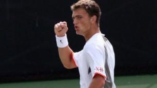 Александр Недовесов поднялся на две строчки в рейтинге ATP