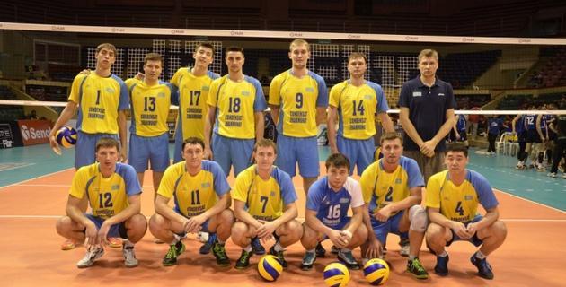 Казахстанский клуб пробился в полуфинал чемпионата Азии по волейболу