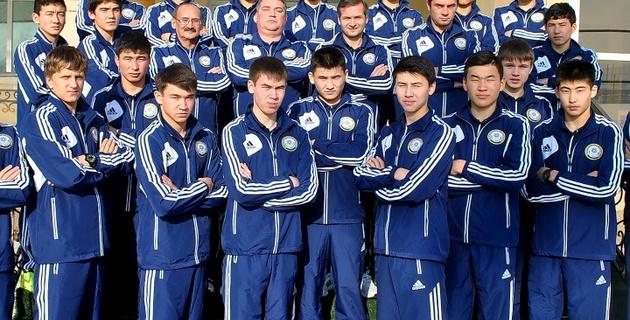 Юношеская сборная Казахстана по футболу сыграет на турнире УЕФА в Литве