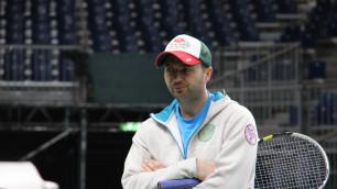 Первый в Казахстане спортивно-реабилитационный центр возглавит бывший теннисист Щукин