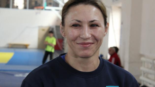 Женская сборная Казахстана по борьбе обозначила медальные планы на чемпионат Азии