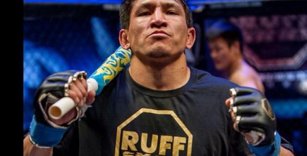 Казахстанский боец MMA Куат Хамитов стал претендентом на чемпионский пояс