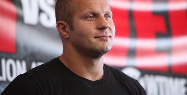Федор Емельяненко откроет в Астане два крупных турнира по ММА