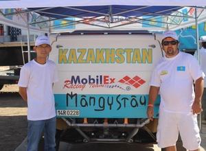 Гонщики Mobilex Racing Team преодолели дистанцию второго этапа ралли-рейда в Катаре