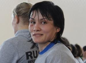 Татьяна Аманжол стала чемпионкой Азии по борьбе