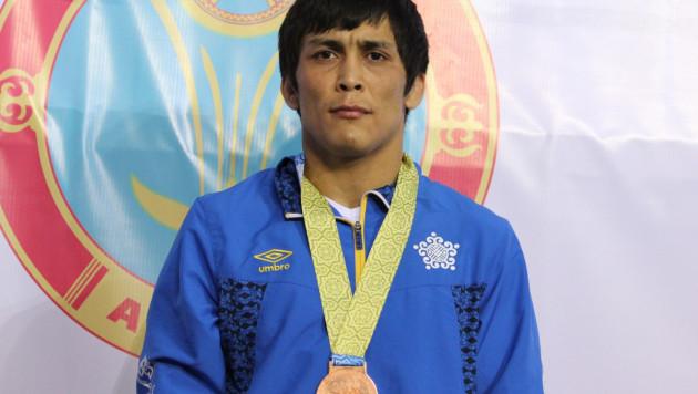 Ниязбеков назвал причину поражения в полуфинале ЧА по борьбе