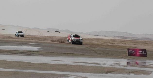 Сазонов и Сахимов финишировали десятыми на предпоследнем этапе гонки в Катаре
