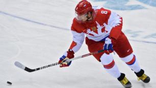 Сборная России с Овечкиным в составе победила Германию в матче Еврочелленджа