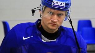 На чемпионате мира мы сможем преподнести сюрприз - нападающий сборной Казахстана по хоккею
