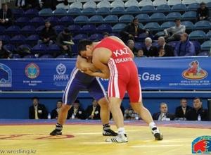 Казахстанец Искаков стал чемпионом Азии по греко-римской борьбе