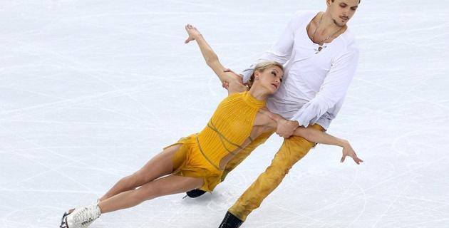 Олимпийские чемпионы Сочи примут участие в ледовом шоу Дениса Тена