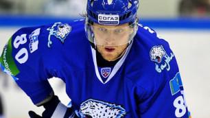 Николай Антропов присоединился к сборной Казахстана