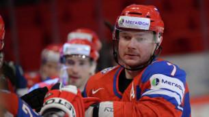Трехкратного чемпиона мира по хоккею отчислили из сборной России