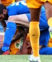 В чемпионате Кипра футболист спас жизнь сопернику