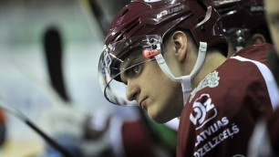 Хоккеист сборной Латвии дисквалифицирован на полтора года из-за допинга