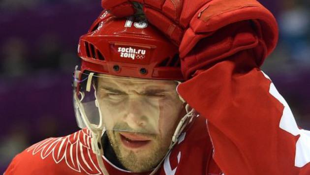 Клуб НХЛ не отпустил Павла Дацюка в сборную России