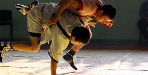 Казакша курес предложили включить в реестр видов спорта Казахстана
