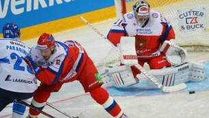Крикунов назвал главную проблему сборной России по хоккею