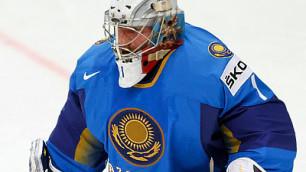 Сборная Казахстана по хоккею определила состав на матч с Францией
