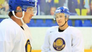 Тренер сборной Казахстана по хоккею выбрал состав на ответную игру с Францией