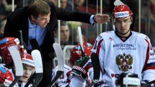 Сборная России по хоккею проиграла Швеции в заключительном матче Евротура