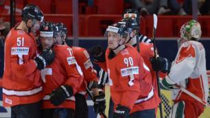 Соперник сборной Казахстана вызвал четырех игроков из НХЛ на ЧМ по хоккею