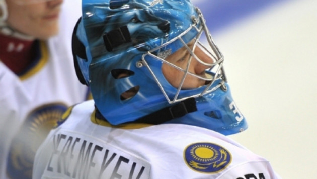 Сборная Казахстана по хоккею представила форму на чемпионат мира
