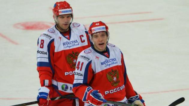 Сборная России по хоккею объявила состав на ЧМ-2014