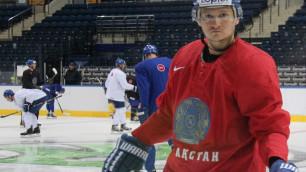 Андрей Спиридонов назвал фаворитов группы сборной Казахстана на ЧМ в Минске