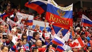 Первую шайбу на ЧМ в Минске забросили россияне на 13-й секунде матча с Швейцарией