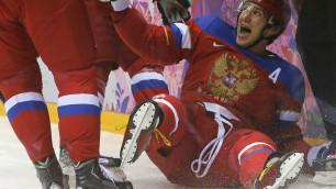 Сборная России разгромила Швейцарию на старте чемпионата мира в Минске
