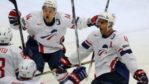 Франция сенсационно победила Канаду на чемпионате мира в Минске
