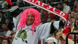 В Минске состоялось торжественное открытие чемпионата мира по хоккею