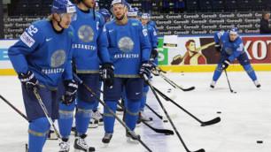 Букмекеры назвали наиболее вероятный счет матча Казахстан - Беларусь