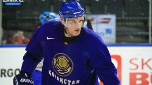Гаврилина признали лучшим игроком матча с Беларусью