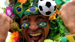 KazSport покажет все матчи чемпионата мира по футболу Бразилии