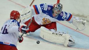 На ЧМ слабых соперников нет - Бобровский о сборной Казахстана по хоккею